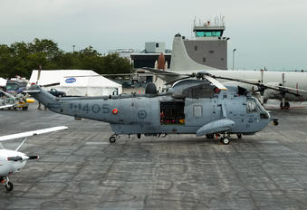 12045 - Canada - Air Force Sikorsky CH-124A Sea King