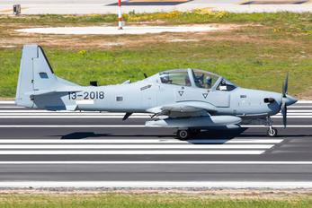 13-2018 - USA - Air Force Embraer EMB-314 Super Tucano A-29B