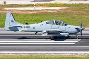 13-2018 - USA - Air Force Embraer EMB-314 Super Tucano A-29B aircraft