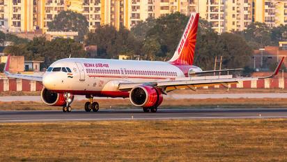 VT-EXS - Air India Airbus A320 NEO