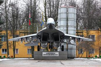 21 - Belarus - Air Force Mikoyan-Gurevich MiG-29