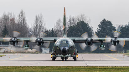 7T-WHS - Algeria - Air Force Lockheed C-130H Hercules