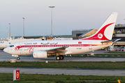 TS-IOP - Tunisair Boeing 737-600 aircraft
