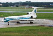 RA-85757 - Alrosa Tupolev Tu-154M aircraft