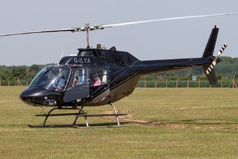 G-ILYA - Private Agusta / Agusta-Bell AB 206A & B