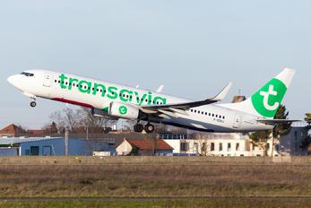 F-GZHJ - Transavia France Boeing 737-800