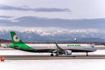 B-16227 - Eva Air Airbus A321