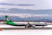 B-16227 - Eva Air Airbus A321 aircraft