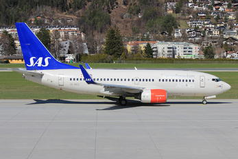 SE-REZ - SAS - Scandinavian Airlines Boeing 737-700