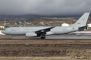 T-054 - Netherlands - Air Force Airbus A330 MRTT