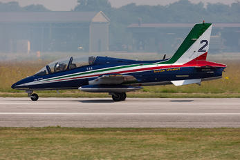 "MM55056 - Italy - Air Force ""Frecce Tricolori"" Aermacchi MB-339-A/PAN"