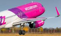 HA-LYL - Wizz Air Airbus A320 aircraft