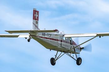 HB-FCF - Switzerland - Armasuisse Pilatus PC-6 Porter (all models)