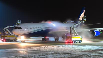 9H-SUN - Hi Fly Airbus A340-300