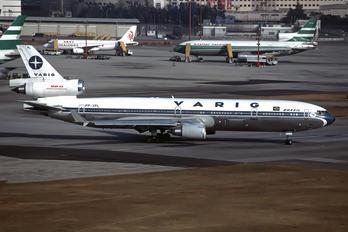 PP-VPL - VARIG McDonnell Douglas MD-11