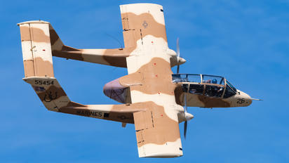 F-AZKM - Private North American OV-10 Bronco