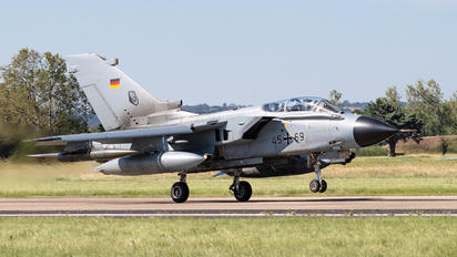 45+69 - Germany - Air Force Panavia Tornado - IDS