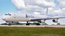 9G-AXB - Meridian Airways Douglas DC-8-63F aircraft