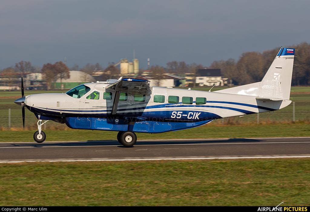 Private S5-CIK aircraft at Augsburg