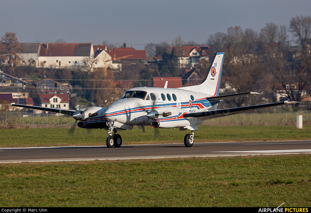 Private SX-BKY aircraft at Augsburg