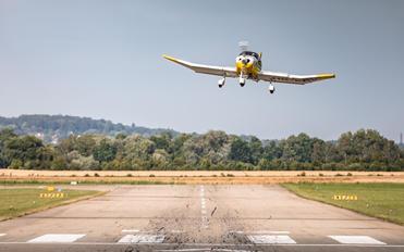 HB-KBV - Flugschule Grenchen Robin DR.400 series