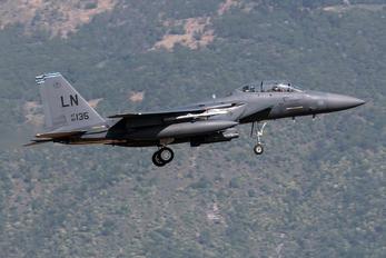 98-0135 - USA - Air Force McDonnell Douglas F-15E Strike Eagle