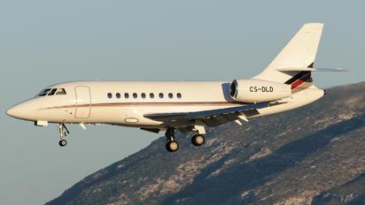 CS-DLD - NetJets Europe (Portugal) Dassault Falcon 2000 DX, EX
