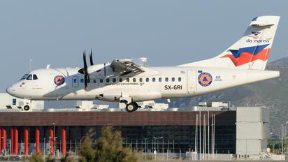 SX-GRI - Sky Express ATR 42 (all models)