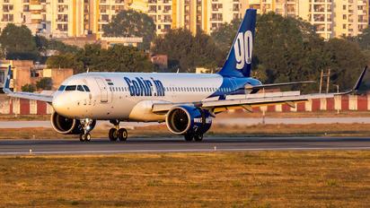 VT-WGM - Go Air Airbus A320 NEO