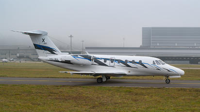 HA-JEX - Private Cessna 650 Citation VI