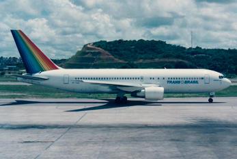 PT-TAH - Transbrasil Boeing 767-200ER