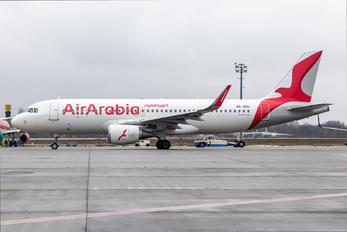 A6-AOU - Air Arabia Airbus A320
