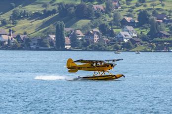 HB-KRT - Private Aviat A-1 Husky