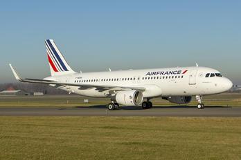 F-HEPH - Air France Airbus A320