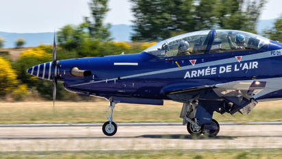 709FK - France - Air Force Pilatus PC-21