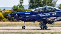 709FK - France - Air Force Pilatus PC-21 aircraft
