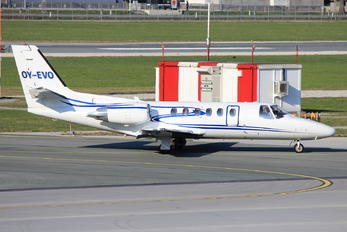 OY-EVO - Evo Aviation Cessna 550 Citation Bravo