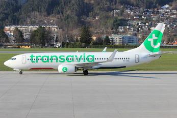 PH-HSK - Transavia Boeing 737-800