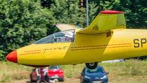 SP-2680 - Aeroclub ROW PZL SZD-30 Pirat aircraft