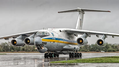 76413 - Ukraine - Air Force Ilyushin Il-76 (all models)