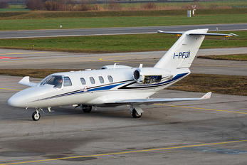 I-PFDI - Private Cessna 525 CitationJet M2