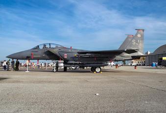87-0175 - USA - Air Force McDonnell Douglas F-15E Strike Eagle