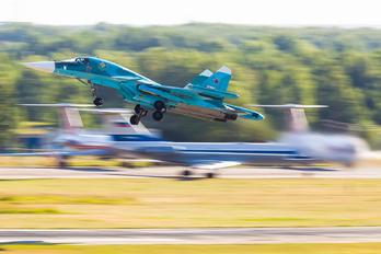 RF-81866 - Russia - Air Force Sukhoi Su-34