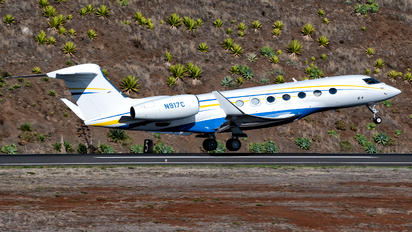 N917C - Private Gulfstream Aerospace G650, G650ER