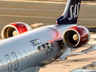 EI-FPP - SAS - Scandinavian Airlines - Airport Overview - Aircraft Detail
