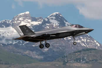 15-5195 - USA - Air Force Lockheed Martin F-35A Lightning II