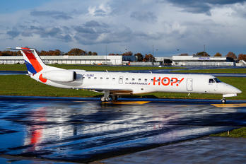 F-GUBG - Air France - Hop! Embraer ERJ-145
