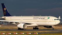 HZ-AQ18 - Saudi Arabian Airlines Airbus A330-300 aircraft