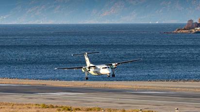 LN-WIO - Widerøe de Havilland Canada DHC-8-100 Dash 8
