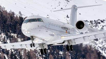 D-AFAN - FAI Rent-A-Jet Bombardier CL-600-2B19 Challenger 850
